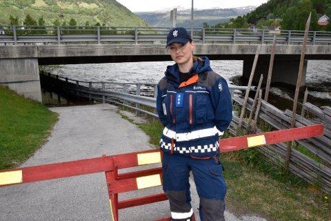 Linda Jordet leder Sivilforsvaret i Sel.