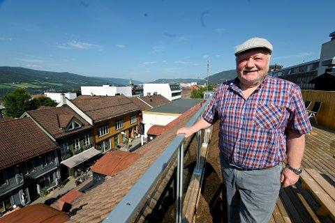 Eiendomsutvikler Per Andreas Mæhlum mener at boplikt vil skade Lillehammer sentrum og livet i byen.