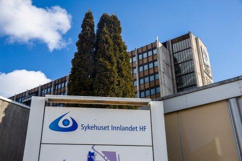Sykehuset på Lillehammer.
