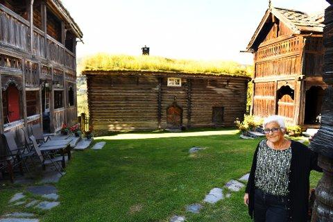 Liv Mari Harildstad vil dele fra jorda på garden Søre Harildstad i Heidal. Nei, mener administrasjonen i Sel. Tirsdag kveld skal formannskapet si sitt.