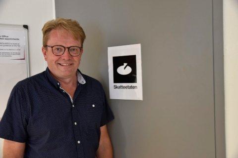 Steinar Løsnesløkken er fornøyd med at det nå åpnes for to nye statlige stillinger  på Otta.