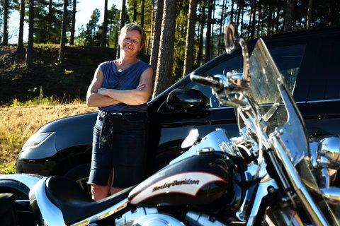 Anni Byskov (59) kom til Norge for å jobbe som barselvikar. Nå har hun slått rot i Ringebu.