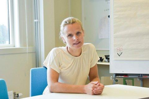 BARN KAN SMITTE: Kommuneoverlege Cecilie Blakstad Eikenes sier at selv om barn ikke ser ut til å være vesentlige for den generelle smittespredningen, vet man at barn kan smitte andre med koronavirus.