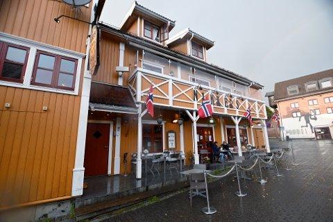 Restauranten Nikkers i Lillehammer.
