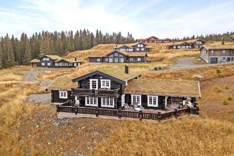 En 170 kvm stor hytte fra 2017 ble solgt for nær det dobbelte av nyprisen.