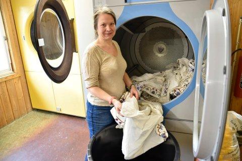 Nyslått vaskerieie,  Benedicte Friis Furulund