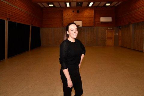 Jeanette Olderløkken håper folk kommer til å sette pris på det nye tilbudet på Lalm.