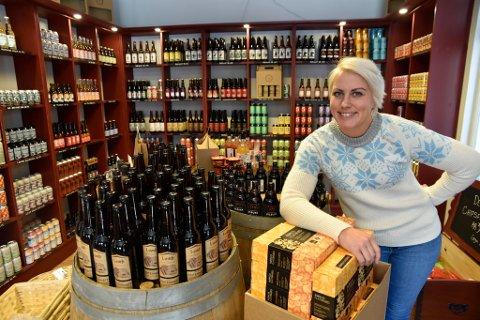 Mari Lillebråten Øihusom har lenge håpet at noen ville overta butikken, men slik ble det ikke. Lørdag 9. oktober låser hun døra.