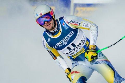 Kjetil Jansrud er ferdigkjørt i VM.