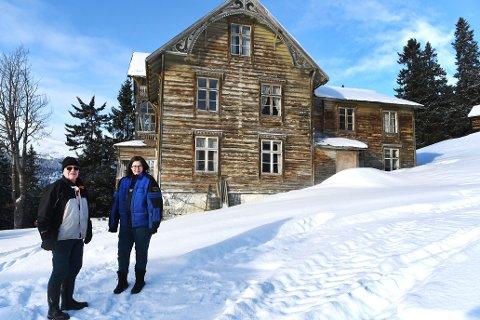 Stueflotten hotell, Bjorli