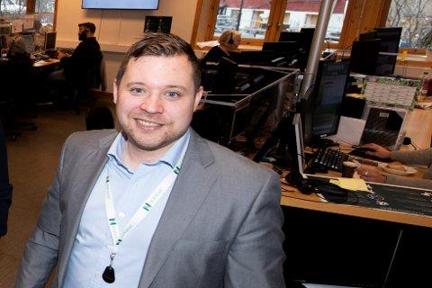 Marcus Eggøy Hjertvik har hatt lærerike og givende år i Norstat. Nå ser bedriften etter hans etterfølger.