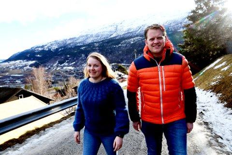 Tonje Barkenæs Eggen og Stein Magne Eggen har to barn på sju og 2,5 år.