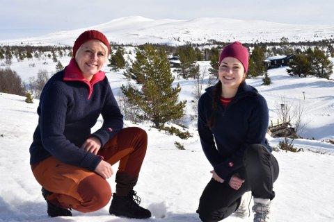 Mari L. Øihusom og Livia Hølmo Sauter er begge levende opptatt av reiseliv og opplevelser. Nå har de slått seg sammen og etablert aksjeselskap.