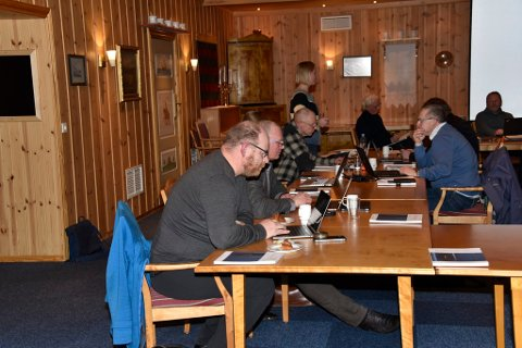 Mandag kveld takket et enstemmig Dovre kommunestyre nei til invitasjonen om å delta til bygging av industribygg til slakteri på Otta.