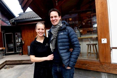 Rimmert og Paulien van der Kooij- van Waegeningh trivst godt med å dele veka si mellom Trondheim og Lom.