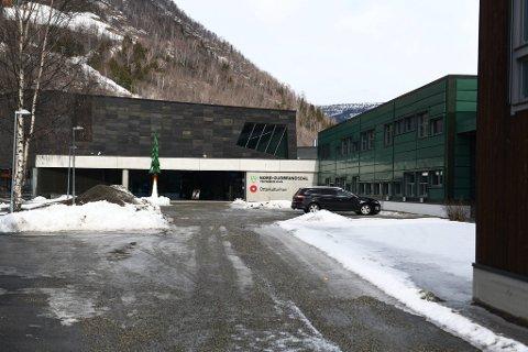 Nord Gudbrandsdal videregående skole, avdeling Otta, er en av flere skoler i Nord-Gudbrandsdal som nå drives på rødt nivå som følge av pandemien.