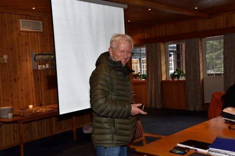 Rådmann i Dovre, Halvor Nissen, er godt fornøyd med tallenes tale.