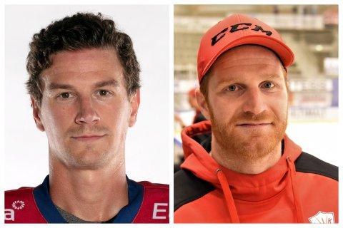 Brendan Ellis og Nick Dineen har begge avslått kontraktstilbudet fra Lillehammer Ishockeklubb.