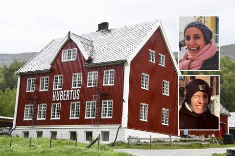Karima Abdellaoui (42) og sønnen Daniel-Hakeem Abdellaoui Alexandersen (22) fra Oslo har kjøpt Skeievollskolen.