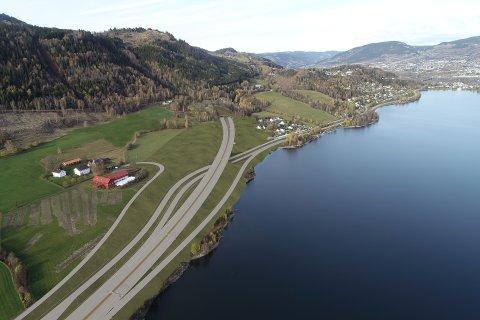 Fremdriften til E6-prosjektene forbi Lillehammer blir ikke berørt av at kontrakten for ny Mjøsbru ble opphevet.