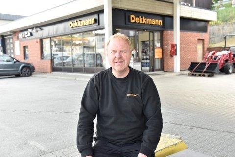 Her har Steinar Botheim bygd opp bedriften steg for steg. Nå er de fem ansatte og har planer for videre framdrift.