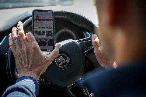 Mobilbruk bak rattet kan være dødelig.