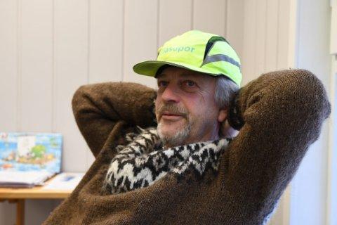 Svein Gudbrand Lund fra Skjåk er mannen som startet det som skulle bli industrieventyret Glasopor, et eventyr som er bygd på ideen om å lage et produkt av det andre kastet fra seg som søppel.