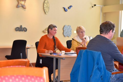 Kommunedirektør i Sel, Solveig Nymoen, hadde dystre meldinger til ordfører Eldri Siem og de andre politikerne i formannskapet.