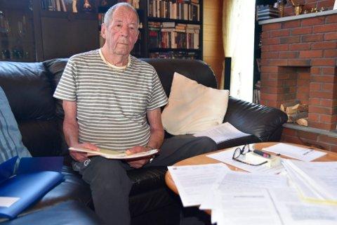 Åge Birger Haugen er i harnisk over måten Dovre kommune har behandlet ham på.
