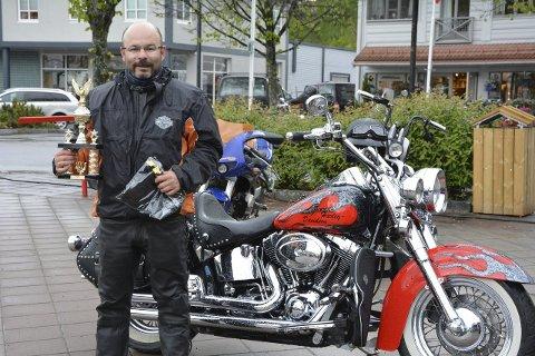 Beste Original ble Jan-Egil Eriksson med en Harley Davidson.