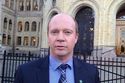 """LOKAL BETYDNING: Stortingsrepresentant Ketil Kjenseth mener Venstres alternative statsbudsjett inneholder en """"Hadelands-pakke""""."""
