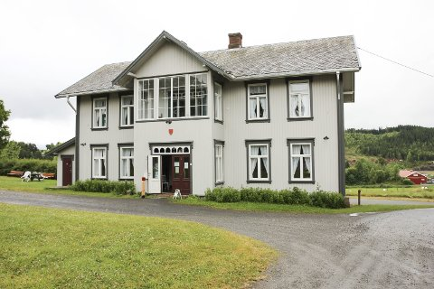 Pilegrimssenteret har kontor i Kommunehuset på Granavollen