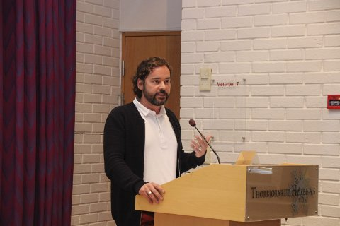 Leder i regionrådet: Sigmund Hagen.