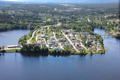 PRISVEKST: 6. sterkeste boligmarked utenom Oslo og Akershus.