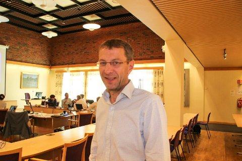 IKKE LENGER KONSTITUERT: Morten Guasen har vært konstituert som kommunalsjef for stab og støtte i Gran kommune siden i fjor høst. Nå får han stillingen på fast basis.