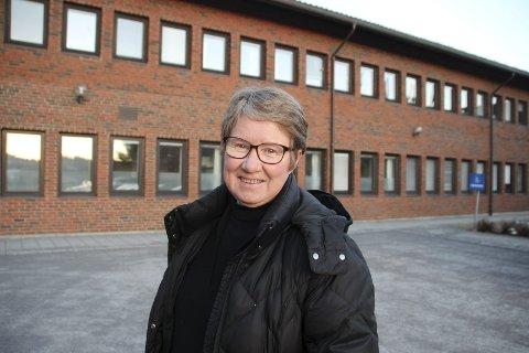 NY LEDER: Anne Margrethe Knarud, Gran senterparti.