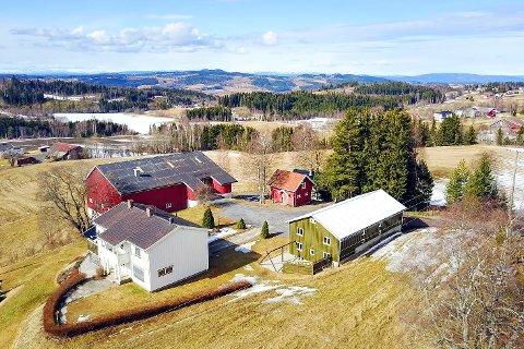 MORKA: Landbrukseiendom til salgs i Nordre Oppdalen