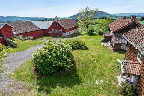 SOLGT: Tuv Gård i Kongevegen ble solgt for 7,9 millioner.