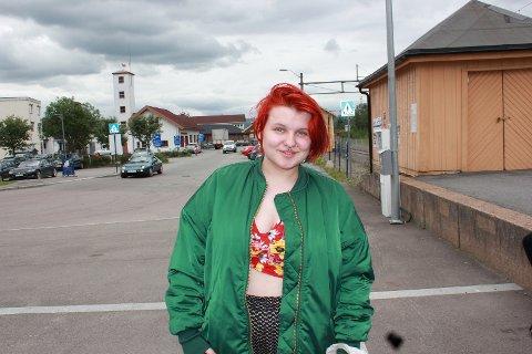 BOB-FAN: Ida Lundgård er glad i musikken til Bob Dylan og til Bob Marley.