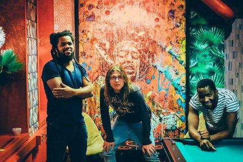 KOMMER: Freedoms Trio kommer til Hadeland Jazzforum fredag 22. september.