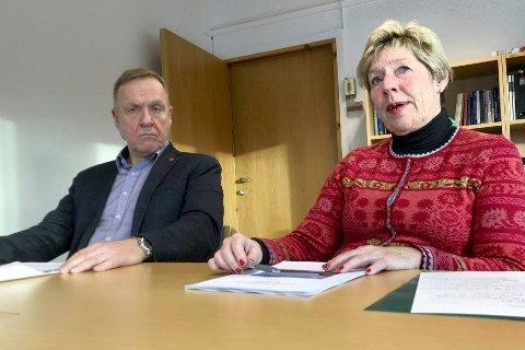 NY JOBB: Rådmann May-Britt Nordli begynner til høsten som konsulent for Skagerak consulting. Samme firma skal finne hennes etterfølger. Nå får leder i ansettelsesutvalget Lars Magnussen kritikk. Bildet er tatt ved en tidligere anledning.