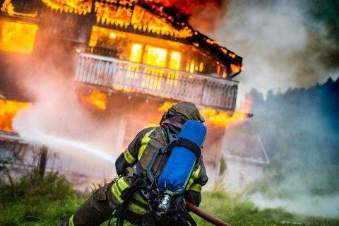 Ledig stilling: Det er ni søkere til ledig stilling som brannformann ved Lunner - Gran brann redning.