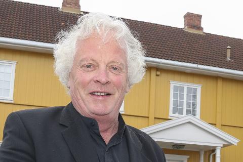 – GLADE OG STOLTE: Daglig leder Stig Fossum på Granavolden Gjæstgiveri.
