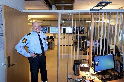 STORT OPPDRAG - Vi er forberedt på alle eventualiteter, sier stabssjef Pål Erik Teigen ved Politidistrikt Innlandet om sikkerhetstiltakene rundt Granavollen og Gran under regjeringsforhandlingene.