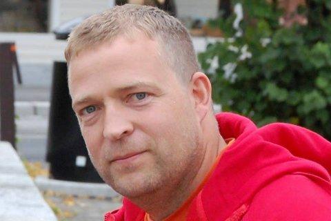 POLITIKONTAKT: Morten Lafton kommer tilbake til lensmannskontoret på Hadeland for å drive forebyggende arbeid.