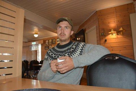 Halvor Aasbø var 21 år da ulykken skjedde. Nå har han fylt 22. Fredag fikk han dommen sin, som han valgte å vedta for å bli ferdig med saken. Foto: Lars Taraldsen
