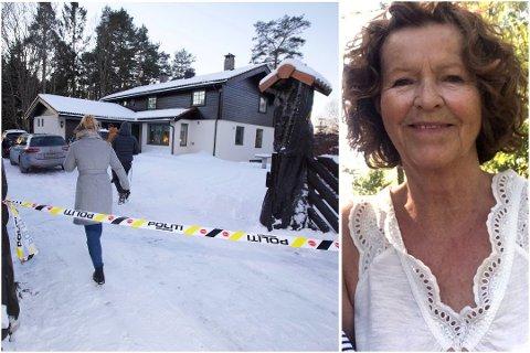 FORSVUNNET: Anne-Elisabeth Hagen (68) ble meldt savnet 31. oktober i fjor. Politiet etterforsker saken som en bortføring.