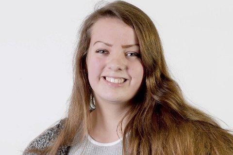 DRAR I GANG: Maren Raknerud har invitert til oppstartsmøte for å blåse nytt liv i Hadeland Senterungdom.