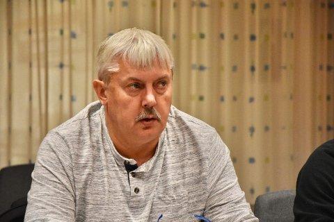 Avtroppende leder: Bjørn Andreassen sier at LO Hadeland ønsker å støtte  øvrige organisasjoner innenfor arbeiderbevegelsen lokalt.