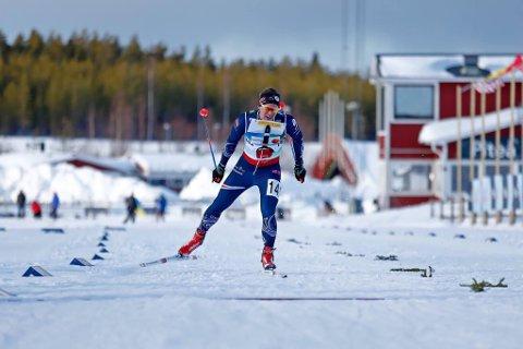 VERDENSCUP: Bjørnar Kvåle fra Brandbu er uttatt til verdenscup i skiorientering.